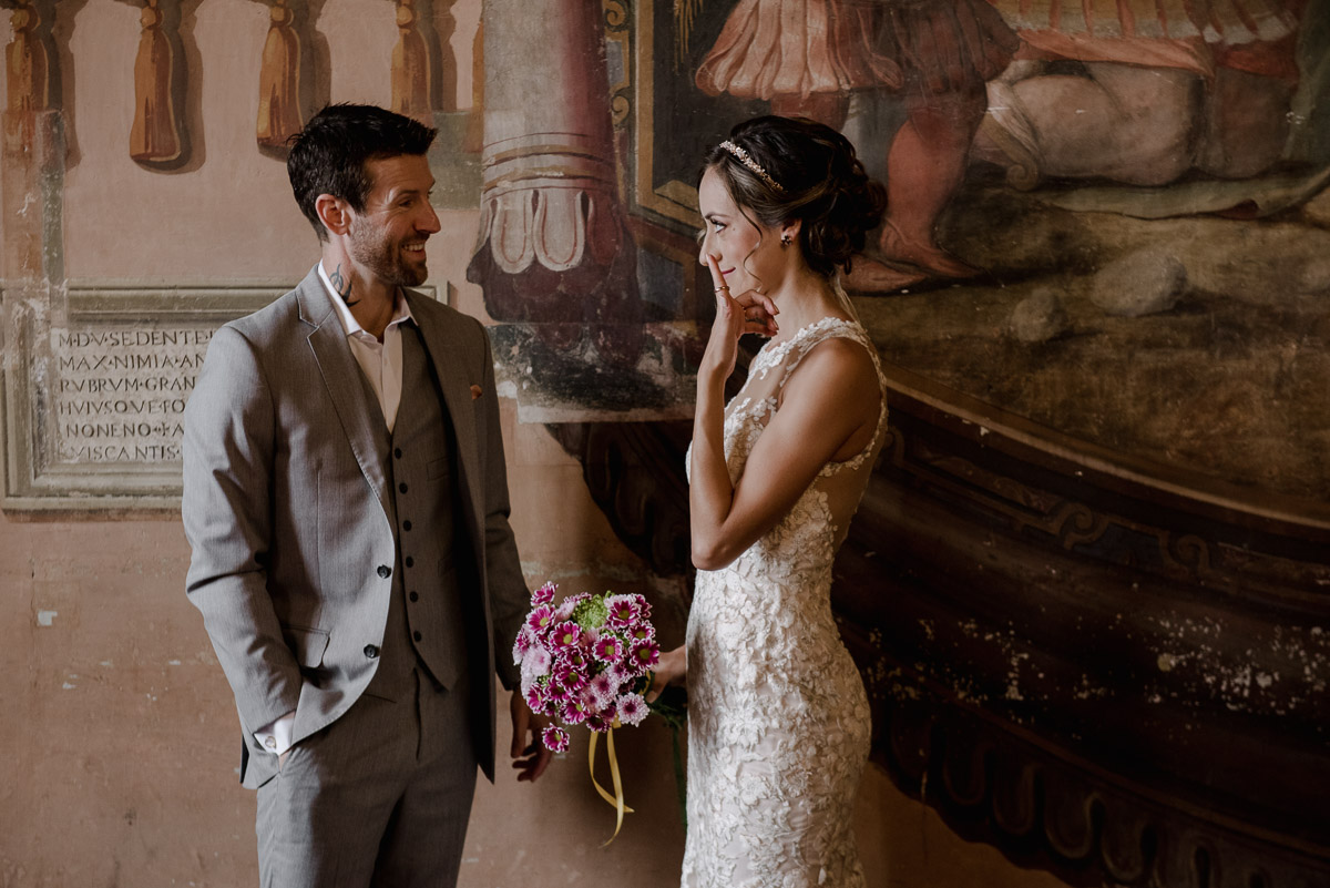 tuscany elopement photographer