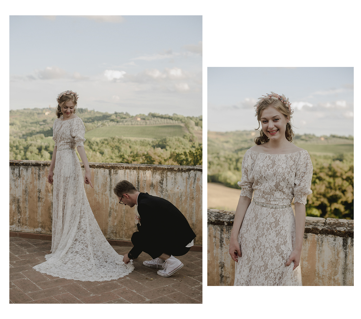 Siena Wedding Photographer