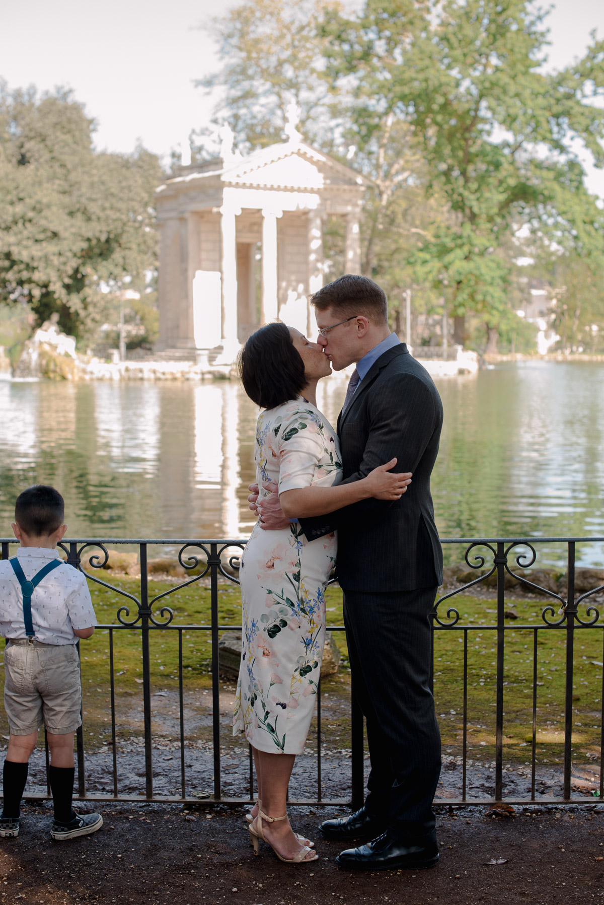 italy vow renewal photography