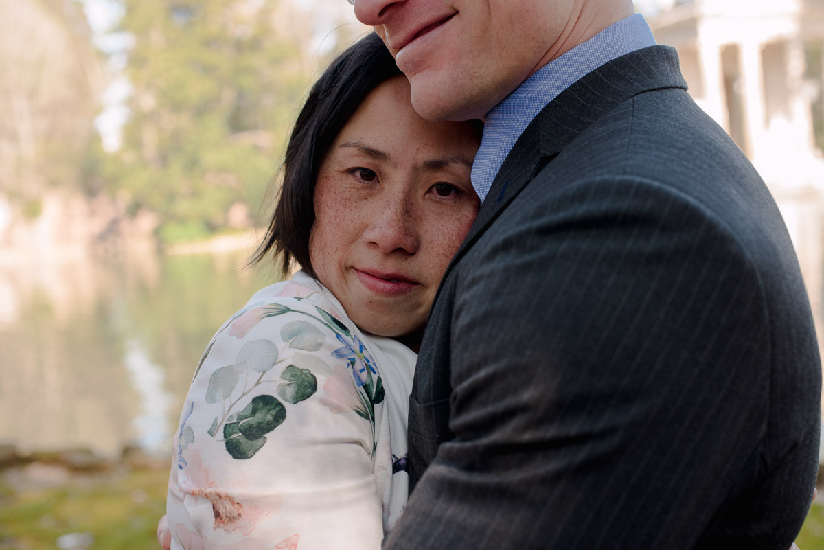 italy vow renewal photo