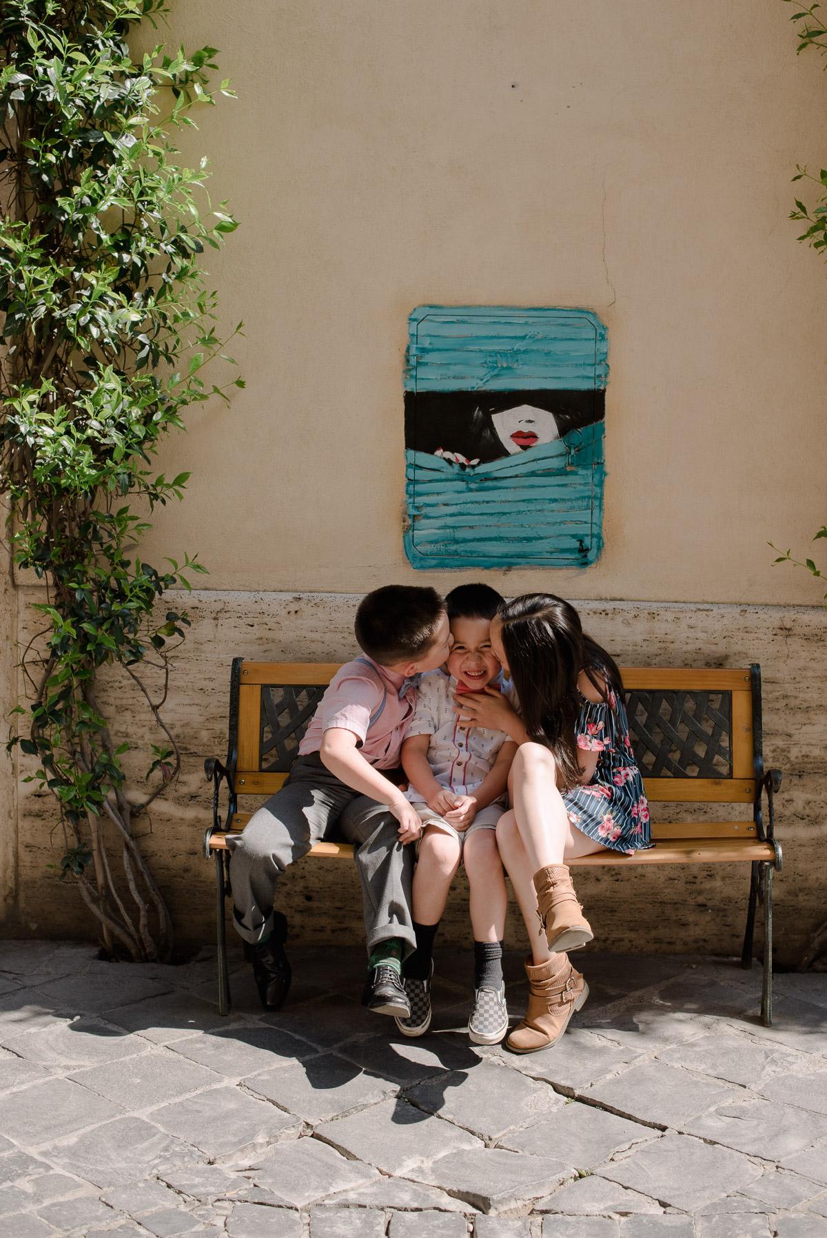 engagement session photo rome