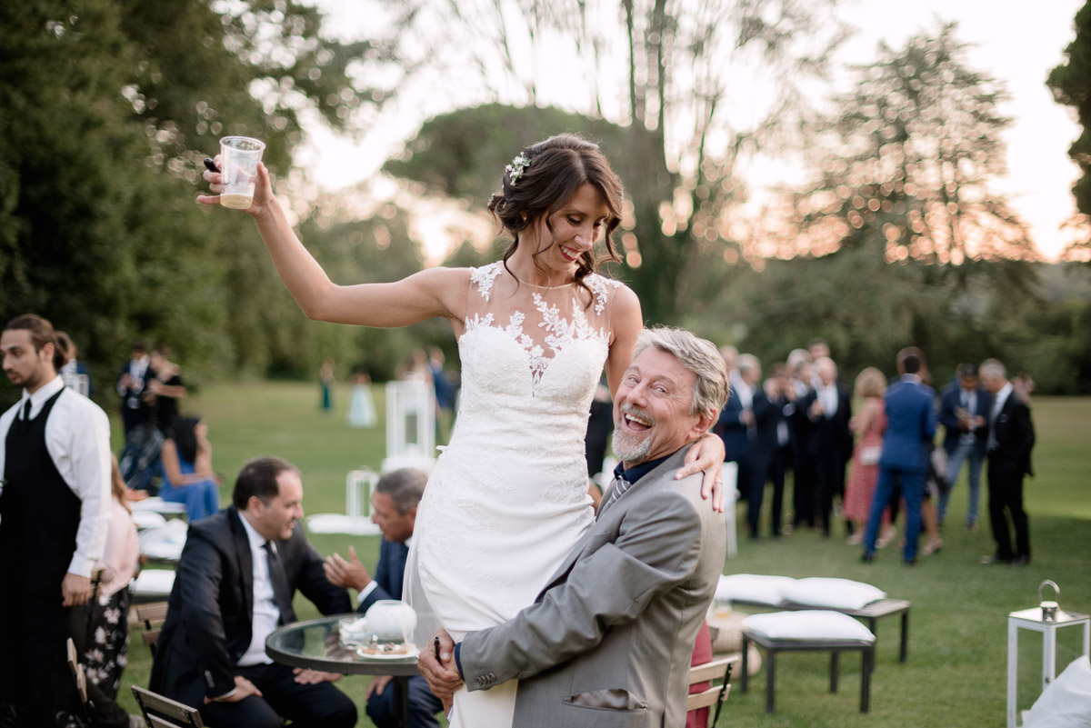 Intimate Italy elopement photographer