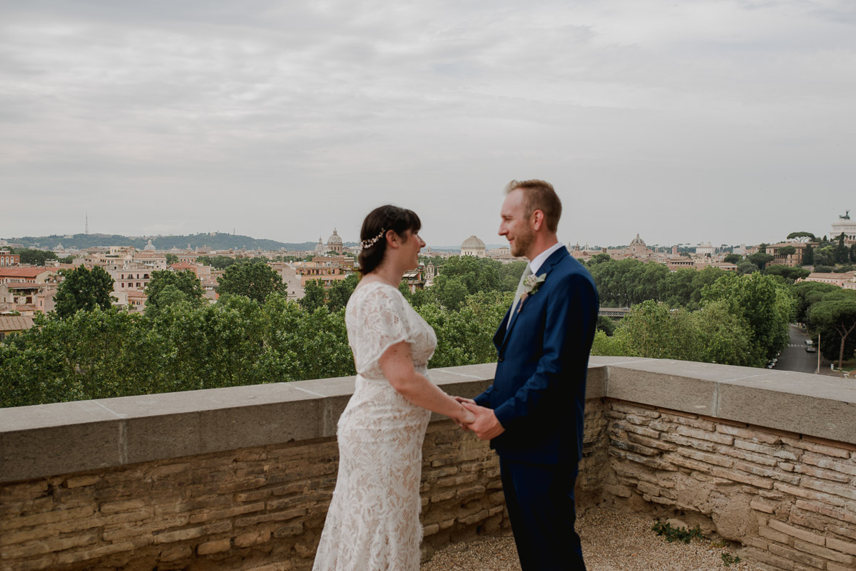 italy intimate elopement photographer