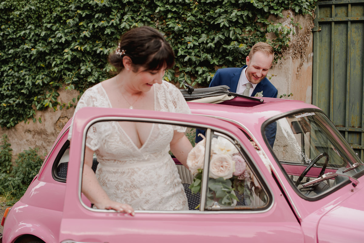 rome elopement photography