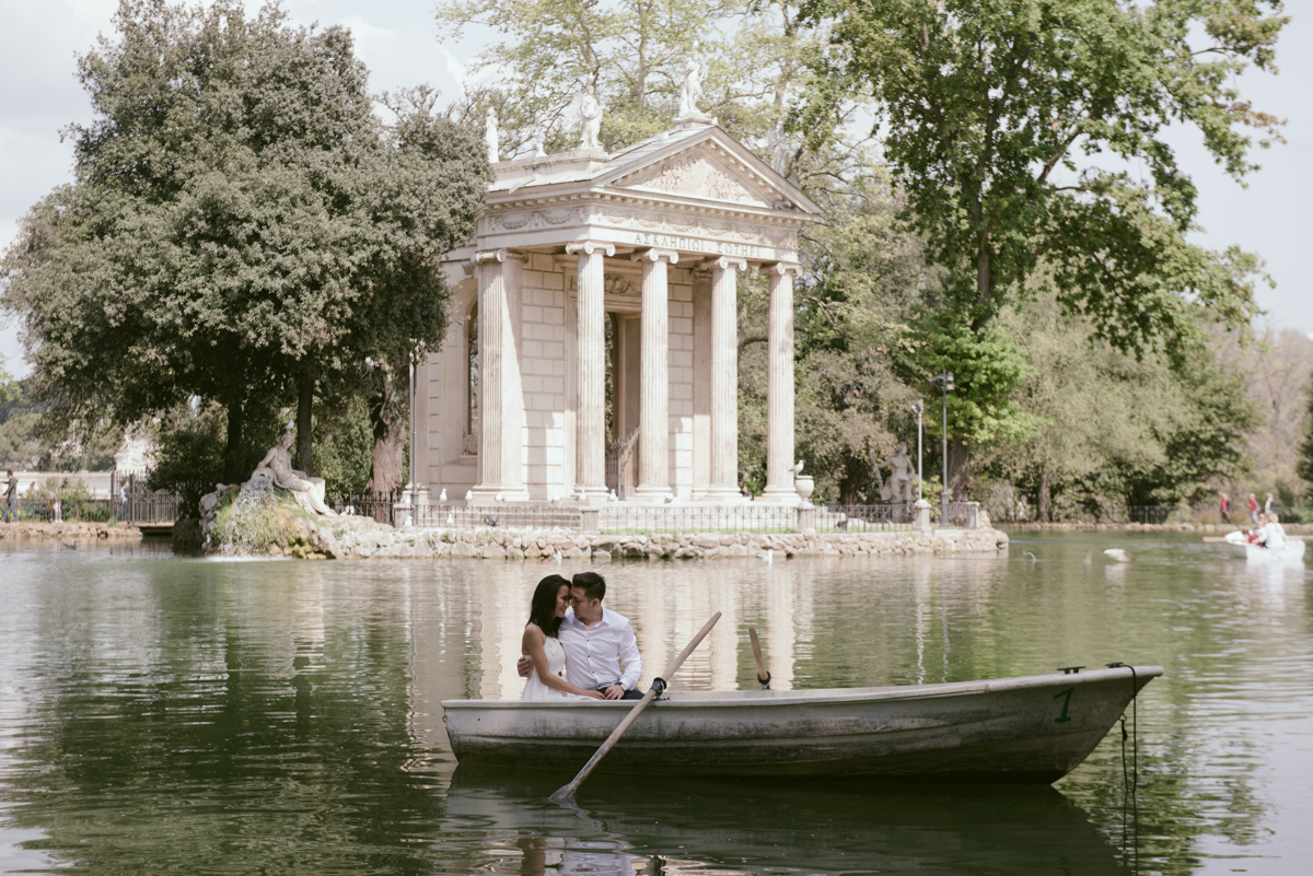 italian fairytale - intimate wedding and elopemnt photographer