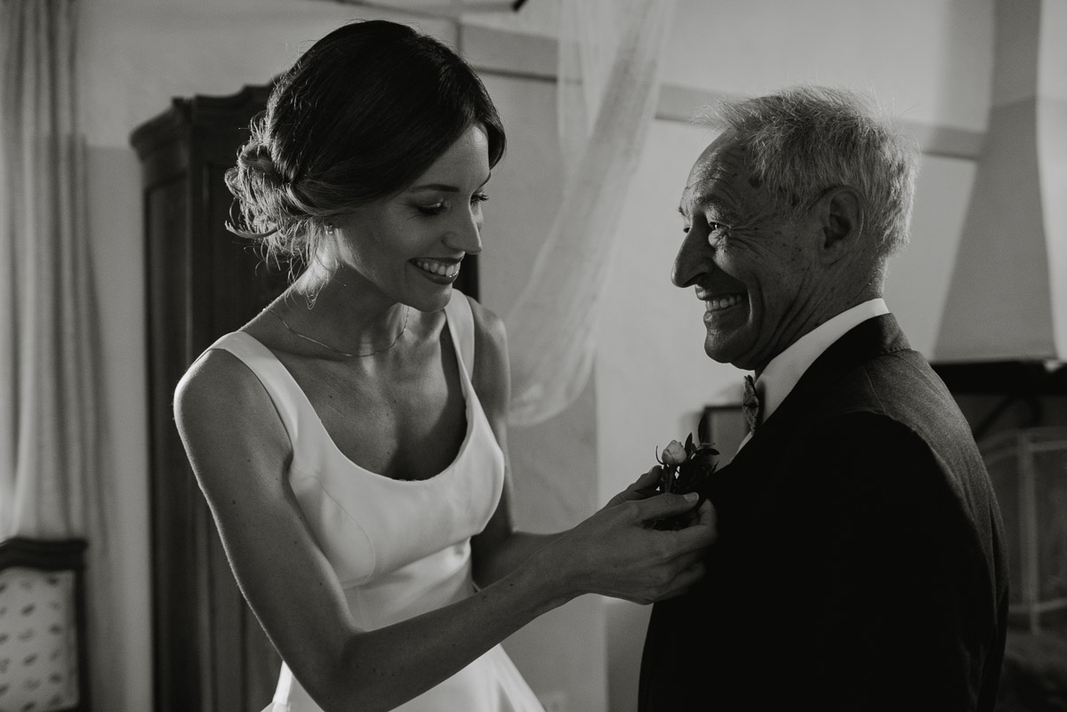emotional wedding photography in italy